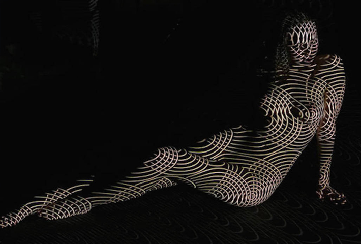 Abstract Nude Photography By Dani Olivier