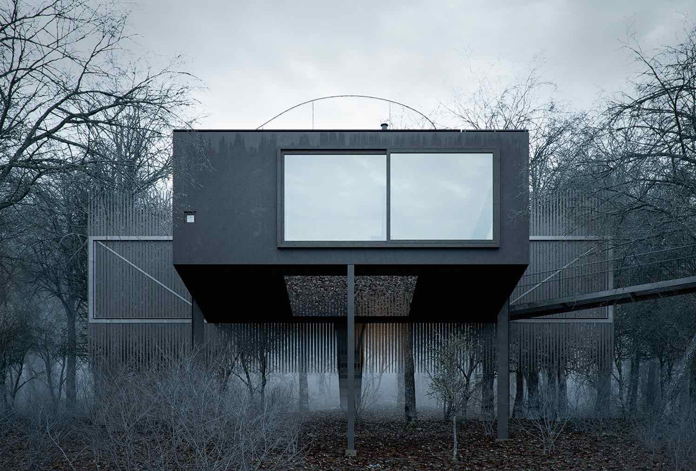 The Mask House By WOJR