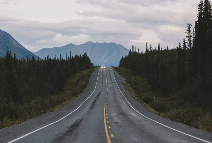 An Extreme Road Trip Through Alaska With Alex Strohl