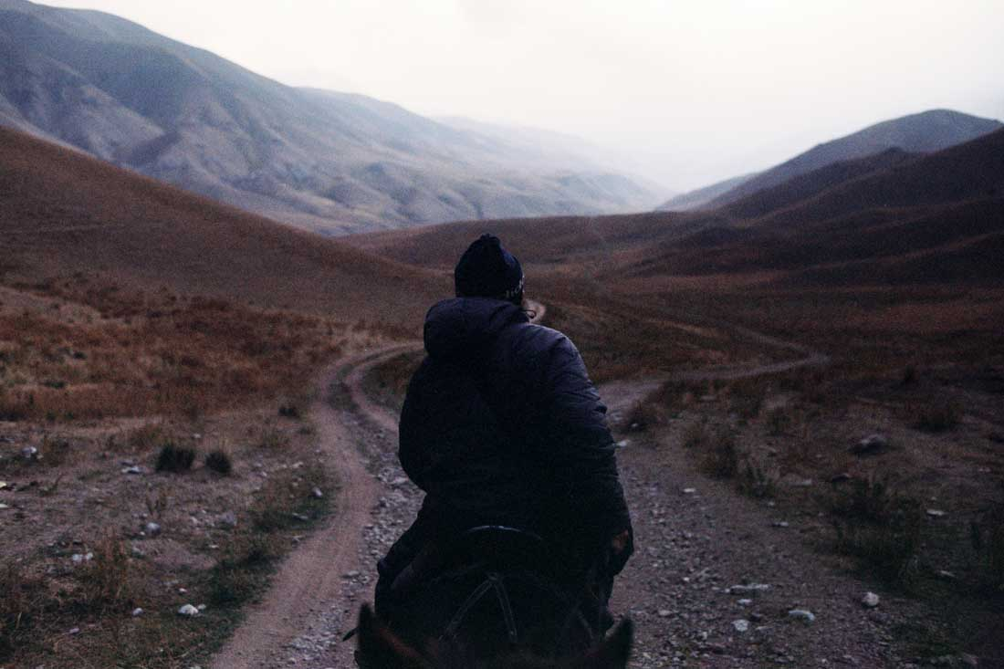 Kyrgyzstan By Celine Meunier