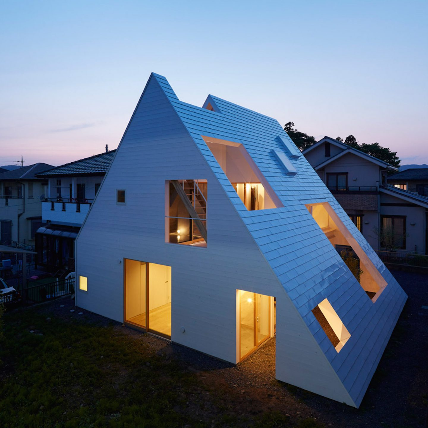Architecture_House_Utsunomiya_Suppos_Design Office5