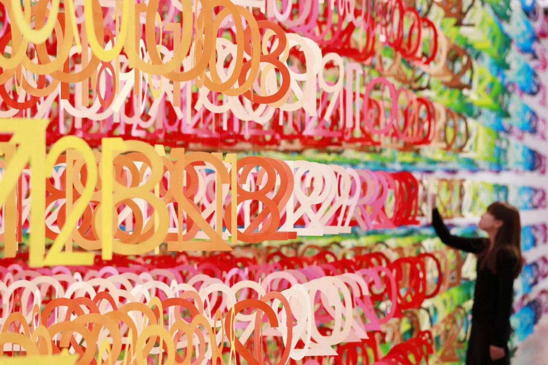 Art_Emmanuelle_Moureaux_Forest_Of_Numbers_07