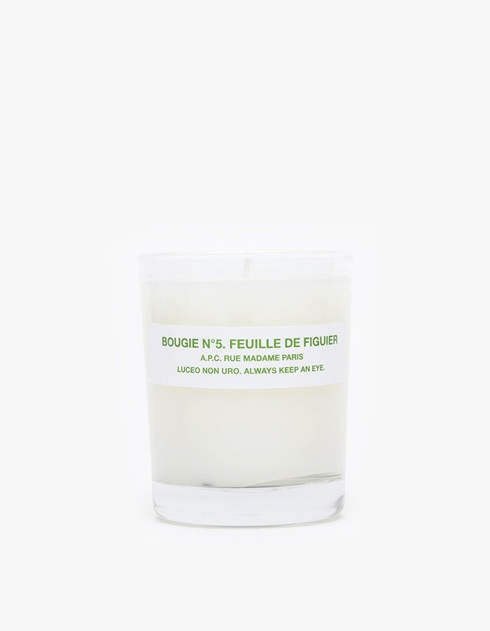 A.P.C. Perfumed Candle