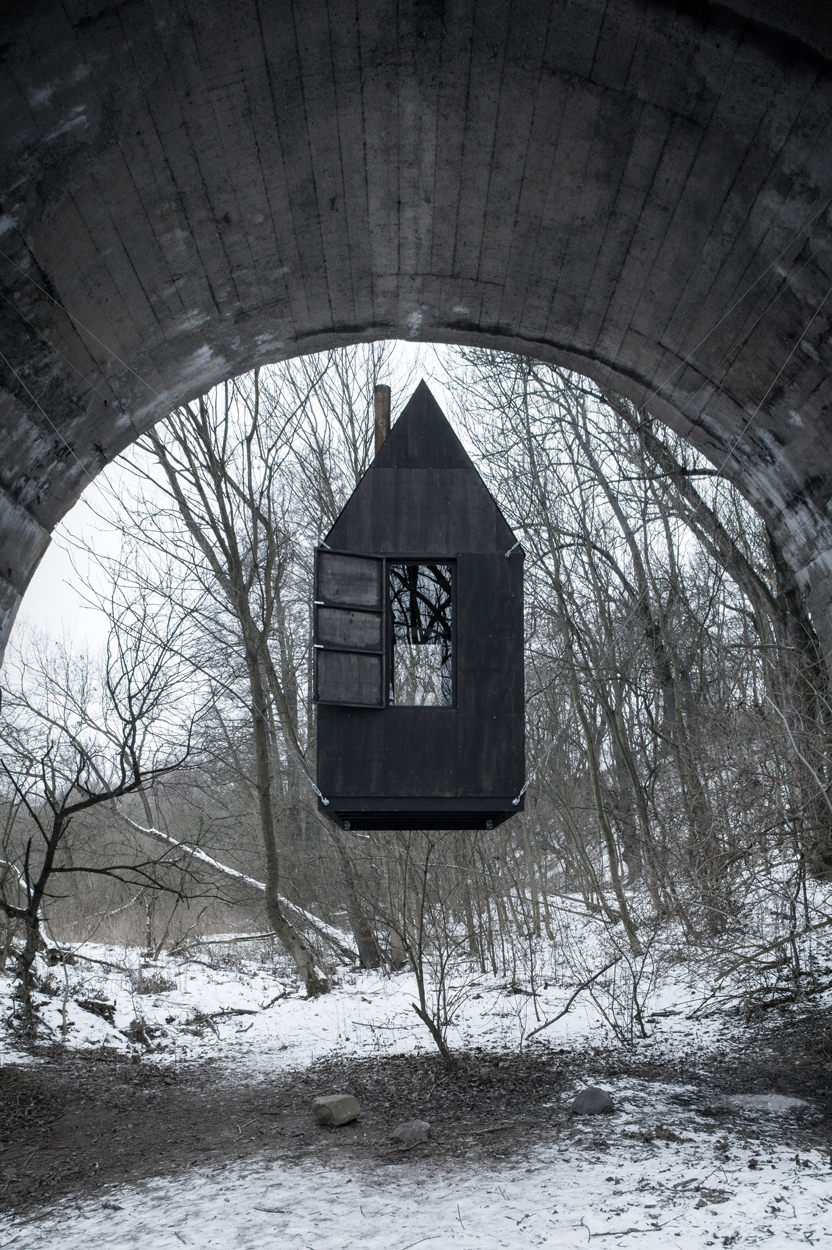 H3T/BoysPlayNice Black Flying House