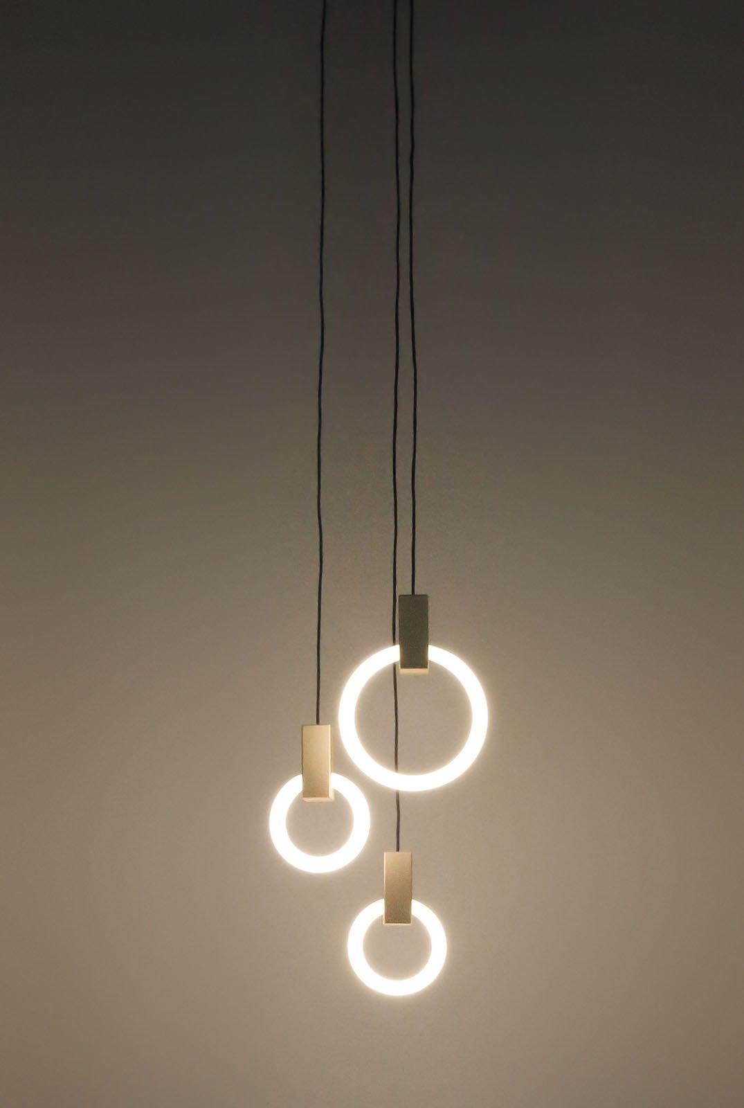 Halo Lamp By Matthew McCormick Studio