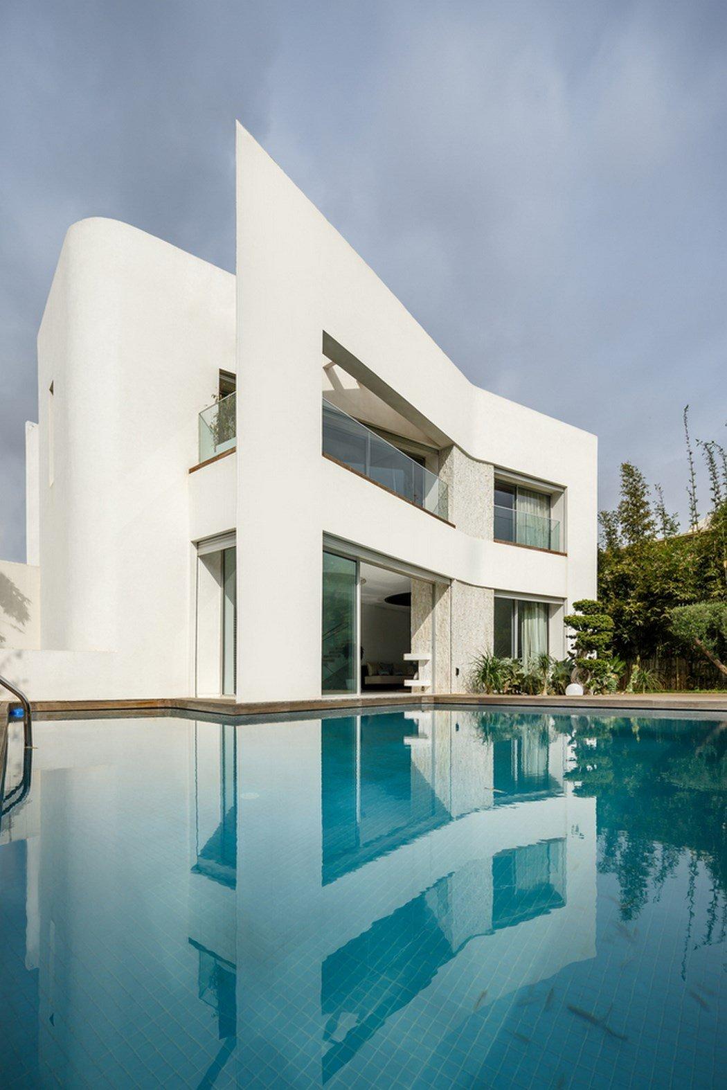 Modern Architecture Morocco