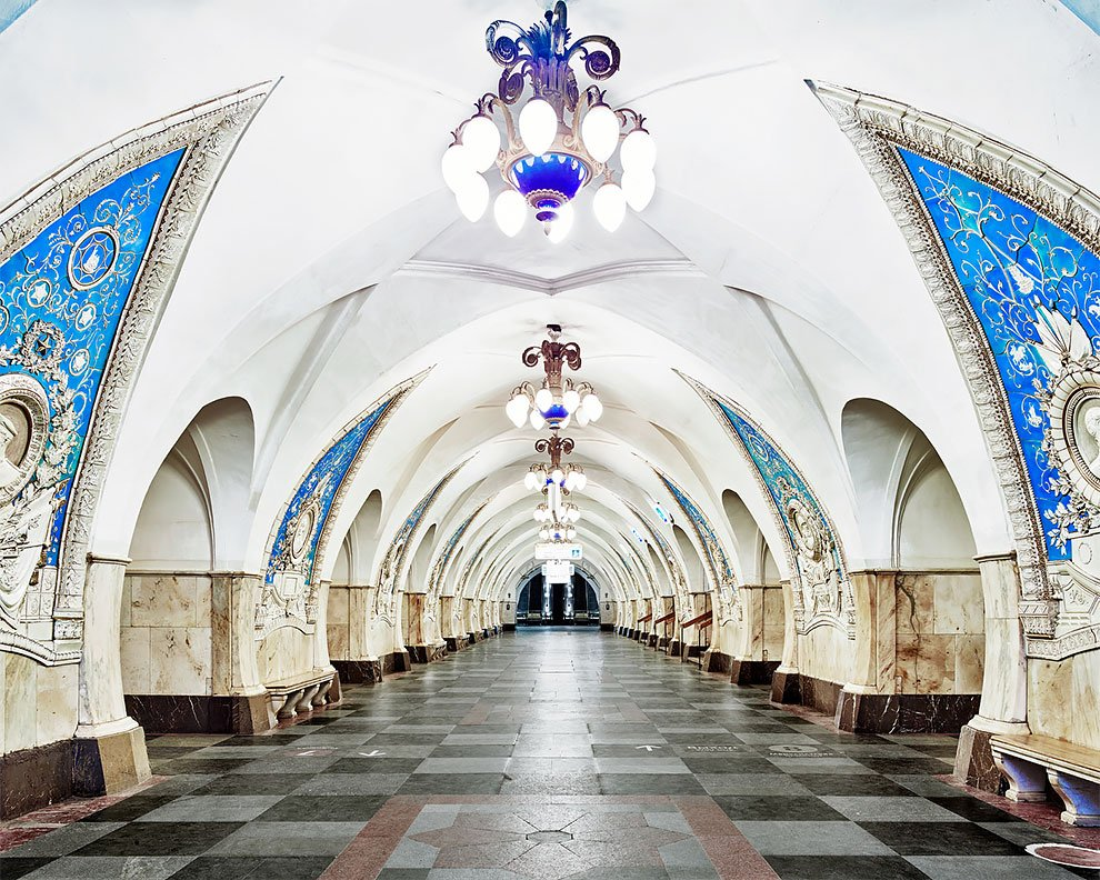 Photography_Moscow_Stunning_Underground_Network_David_Burdeny 02
