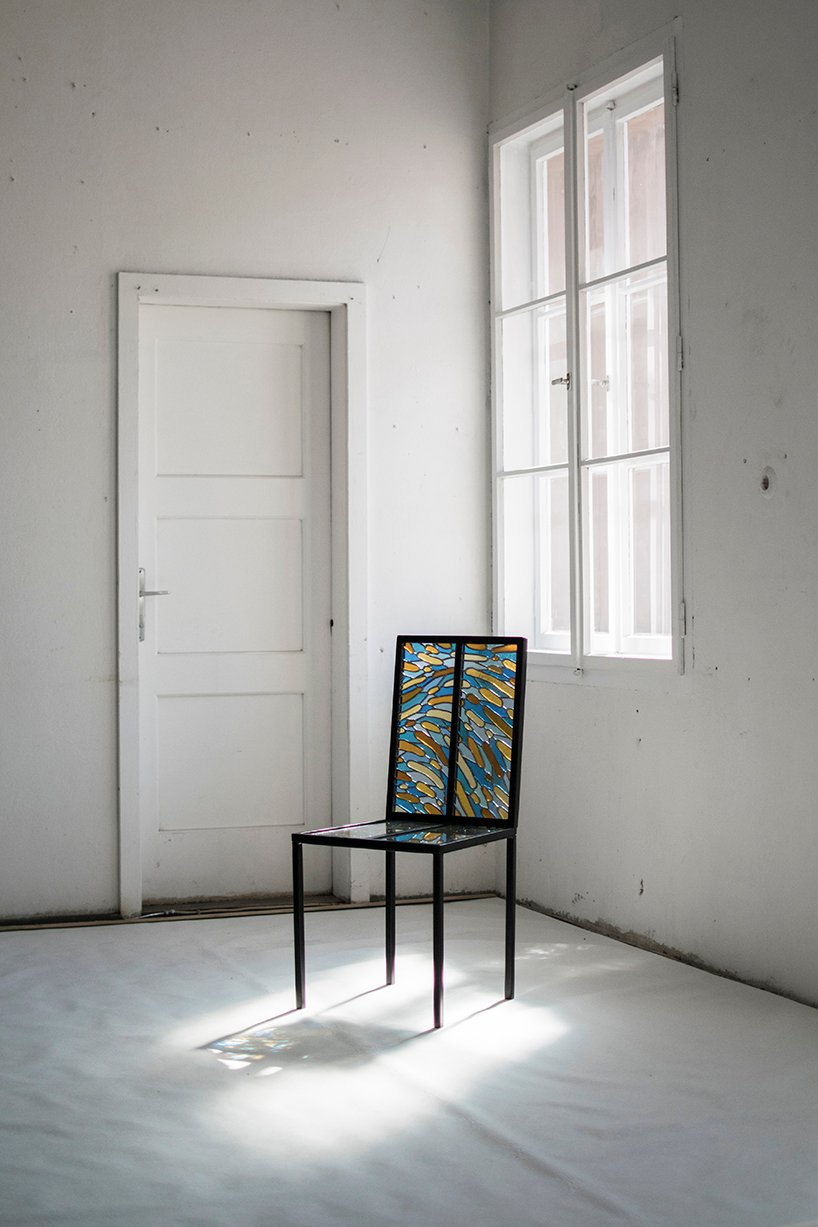 Window Chair By Thomas Medicus