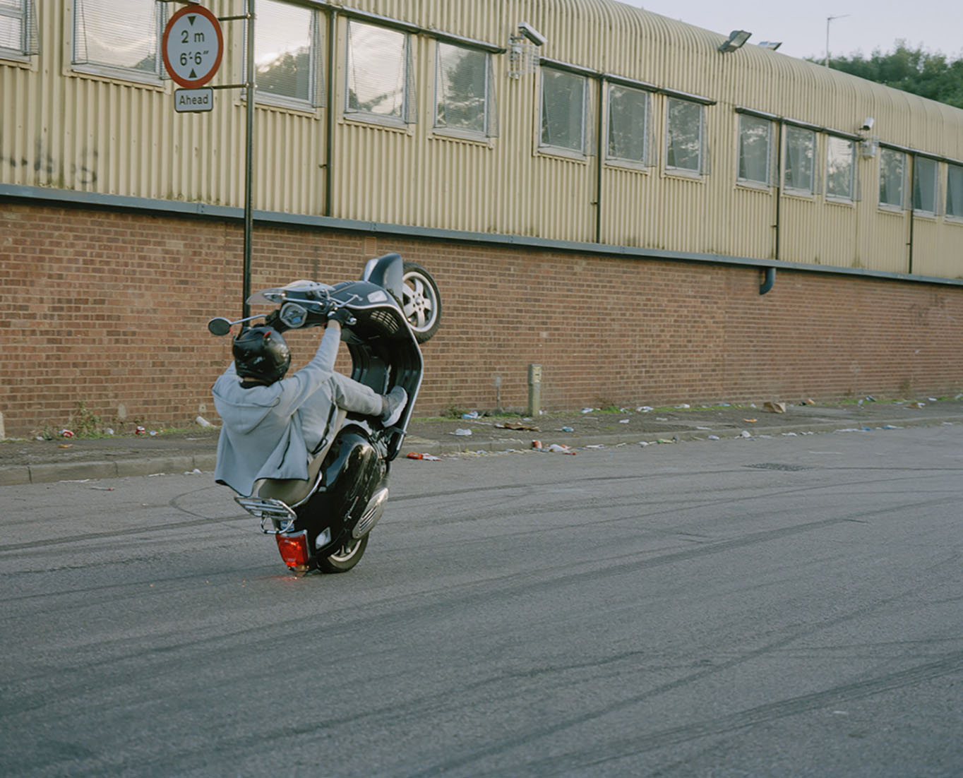 Motorcycle Outlaws Depicted By Spencer Murphy