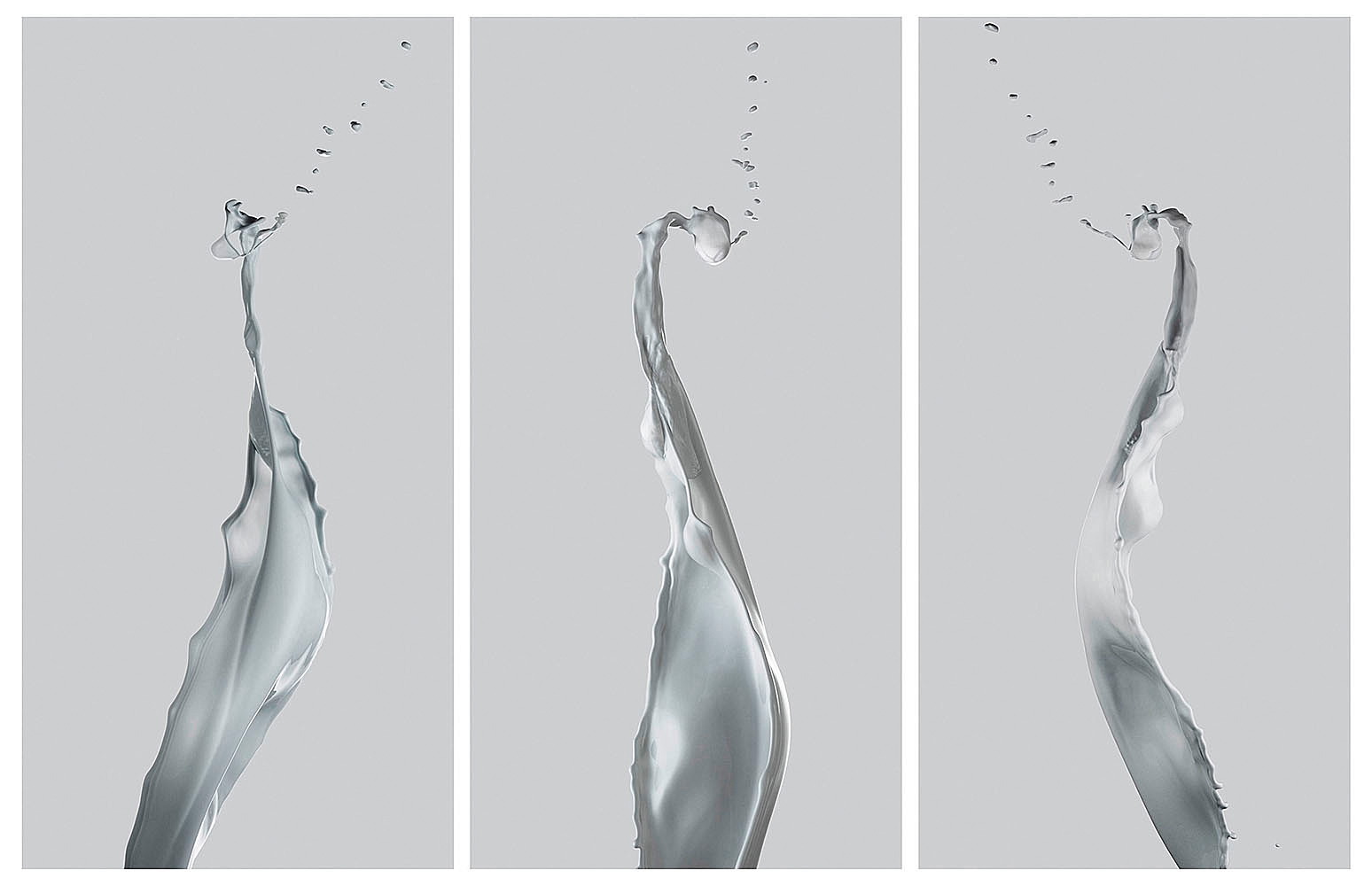 Triptychs By Jonathan Knowles