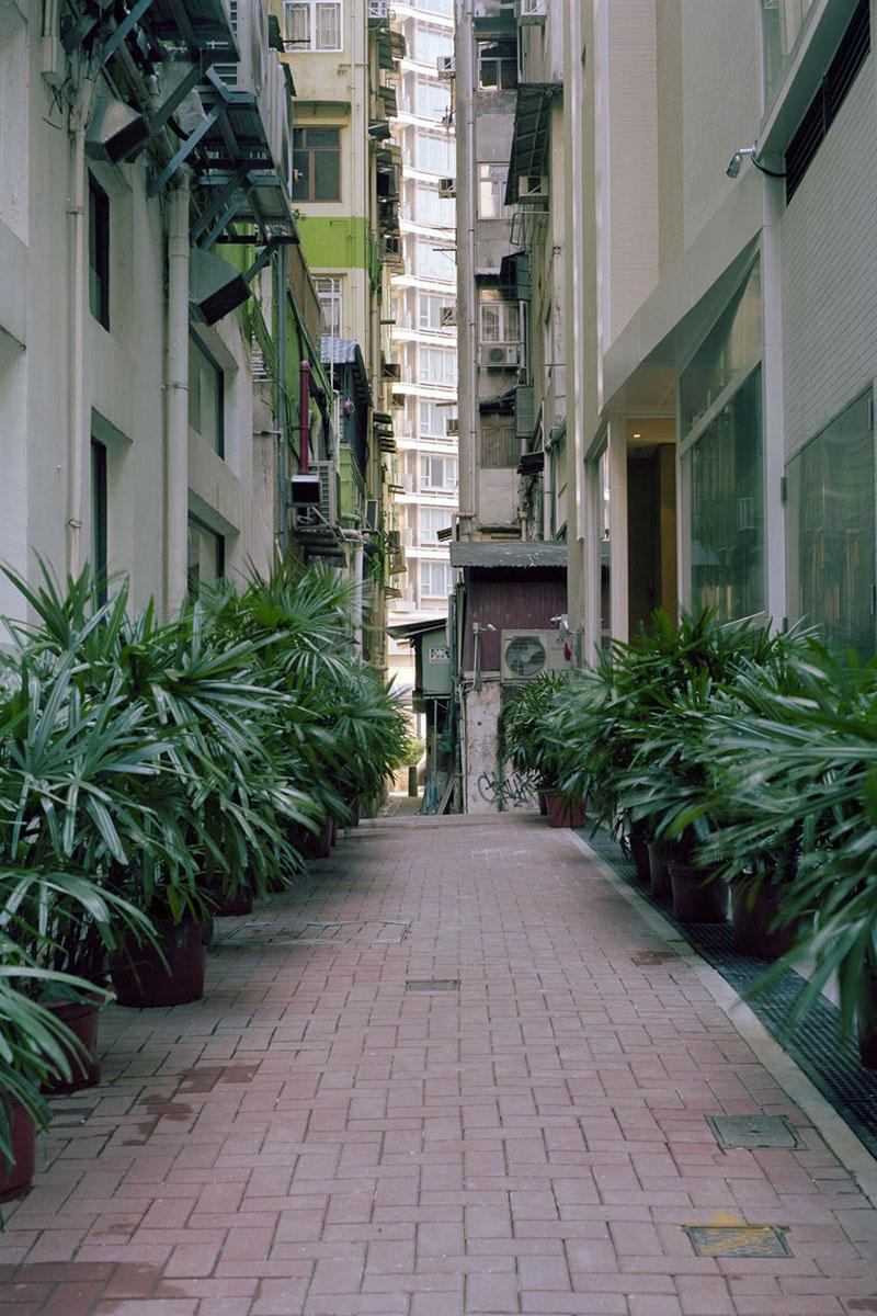 Hong Kong Alleys