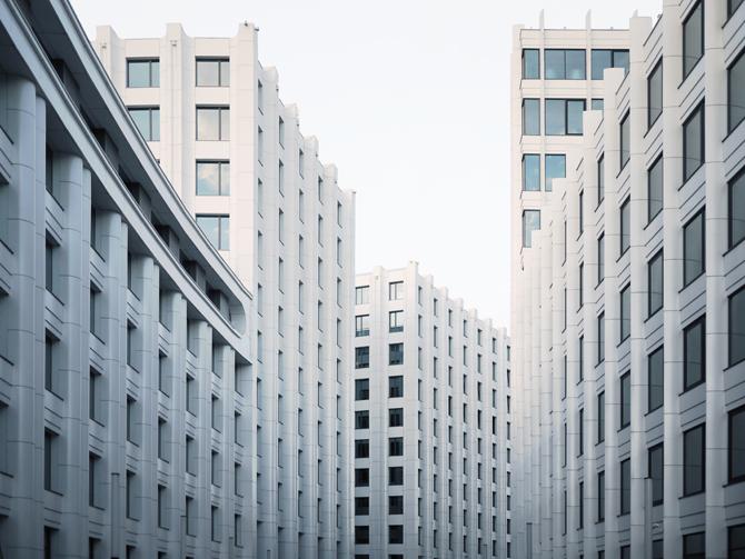 White City By Ekaterina Busygina