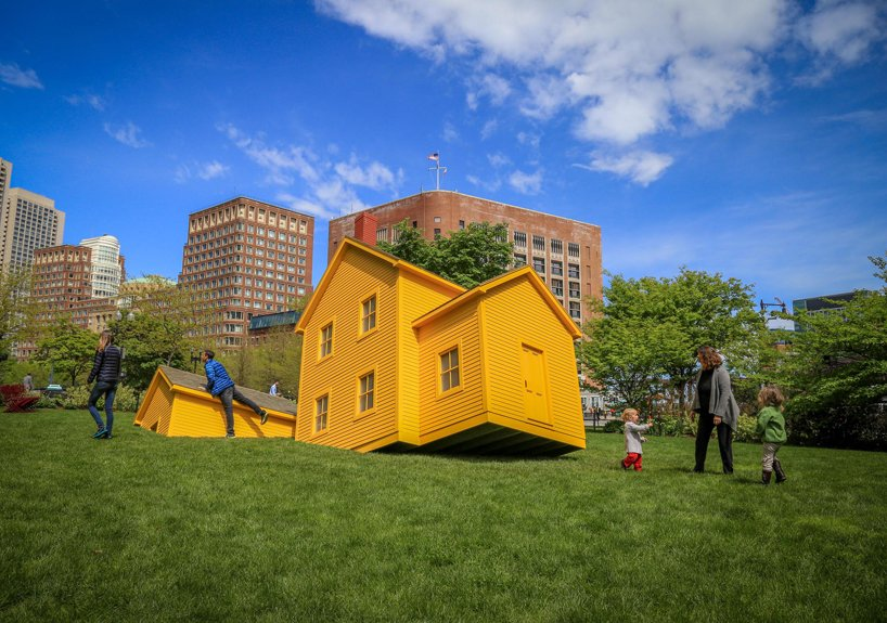 The Meeting House By Mark Reigelman