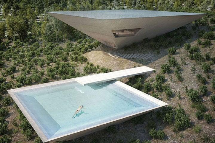 FI_Architecture_ InvertedSoloHousePyramid_tnaArchitects