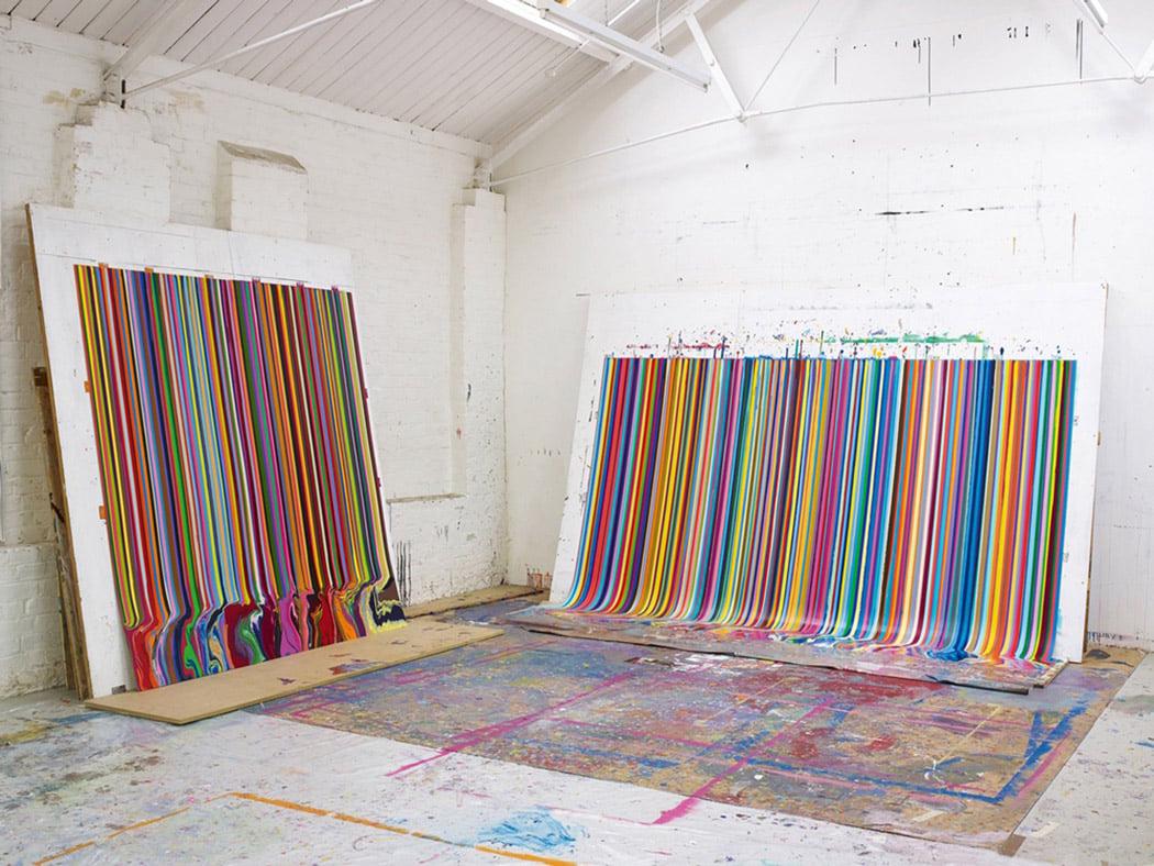 iGNANT_Art_Ian_Davenport_Puddle_Paintings_5