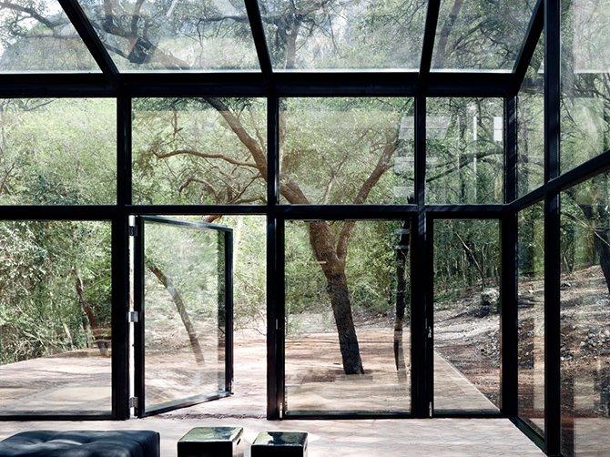 A Woodland Retreat In Mexico By Tatiana Bilbao Ignant Com