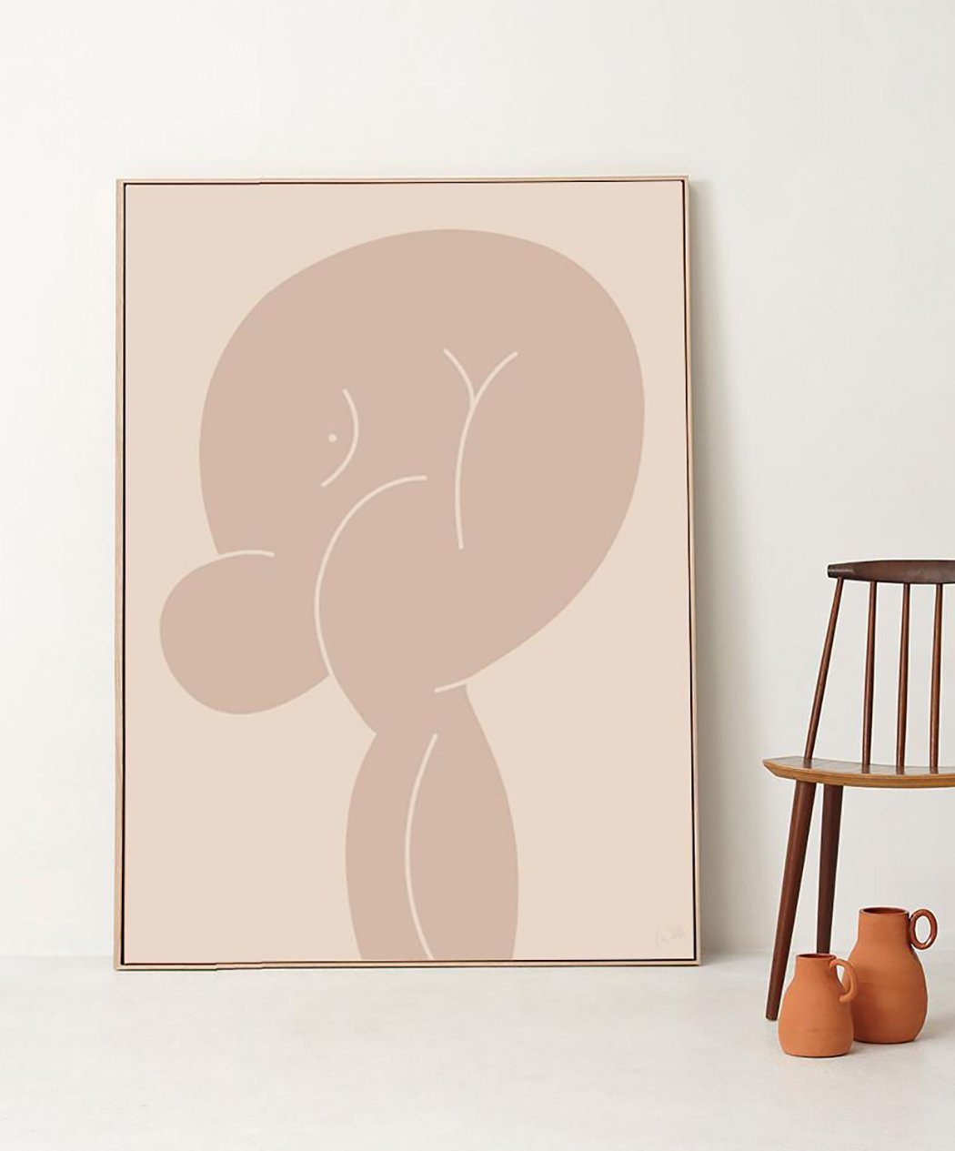 iGNANT-Art-Caroline-Walls-She-Her-Women-Intimacy-Abstract-Nudes-5