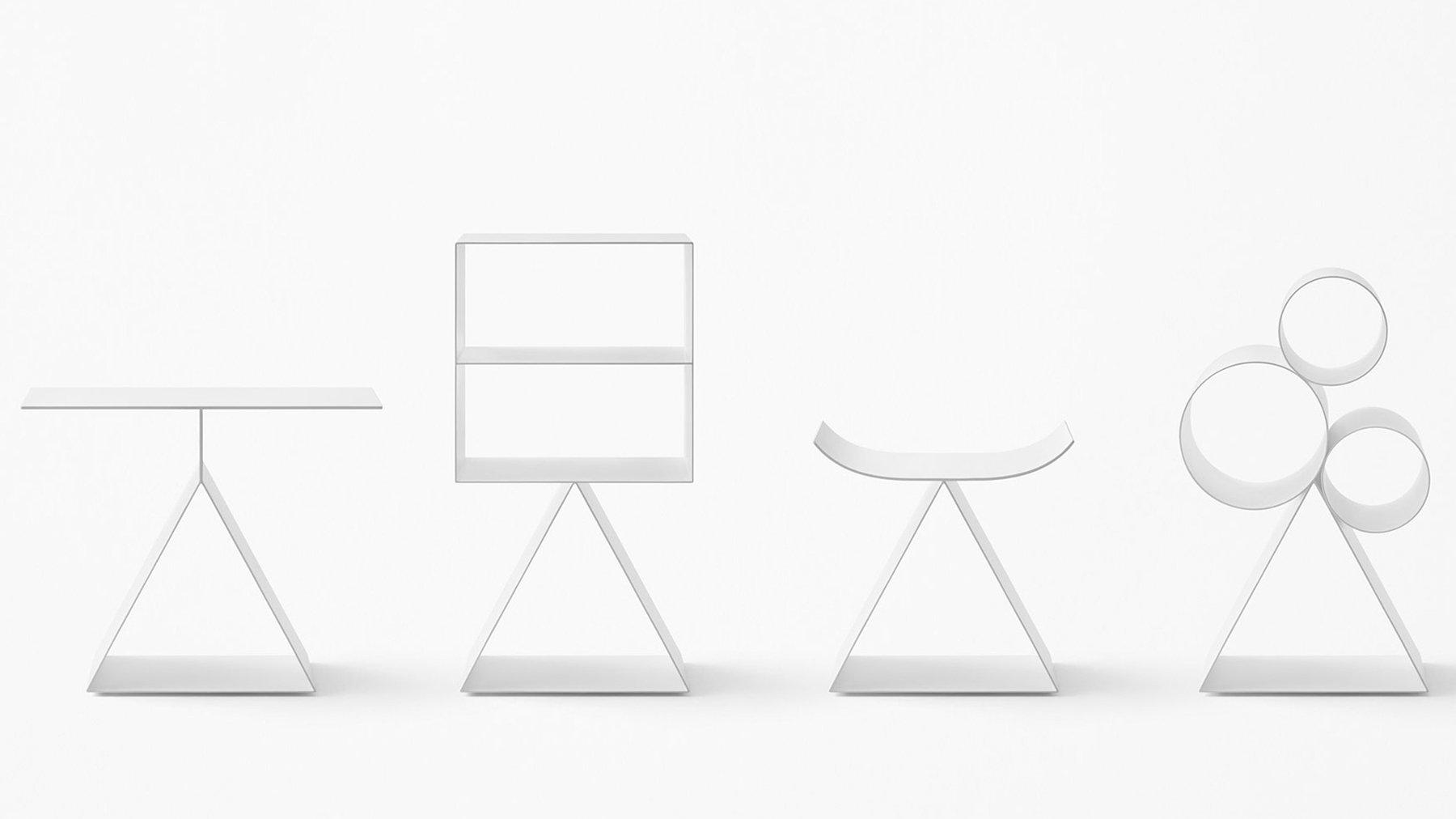 Nendo Design Furniture And Accessories For Zens Ignant