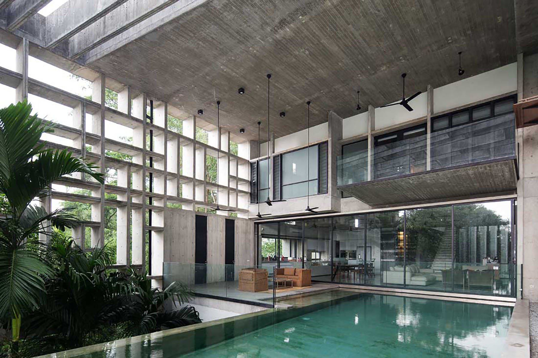 A Concrete Masterpiece In The Malaysian Capital - IGNANT
