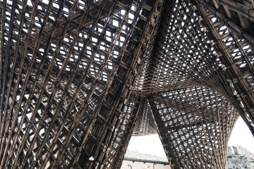 Bamboo Stalactire-VIN Architects
