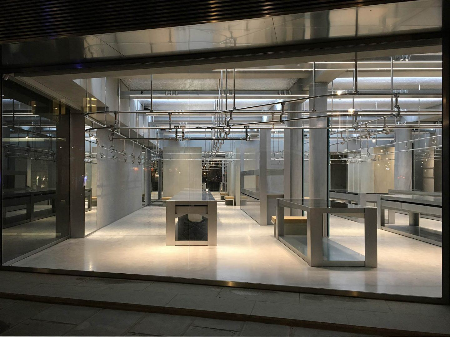Balenciaga Flagship Store By Gonzalez Haase AAS IGNANT
