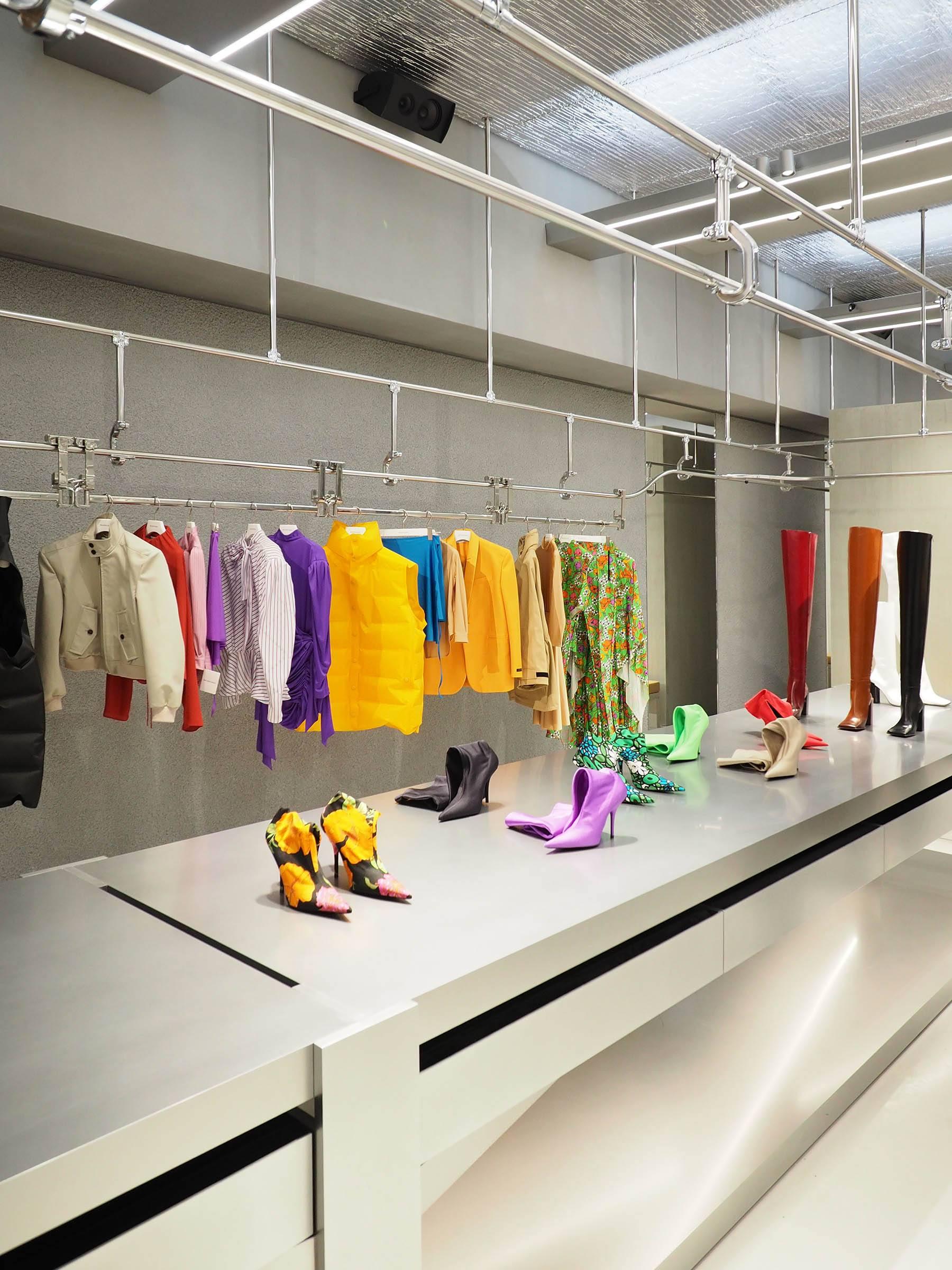 Balenciaga Flagship Store By Gonzalez Haase Aas Ignant Com