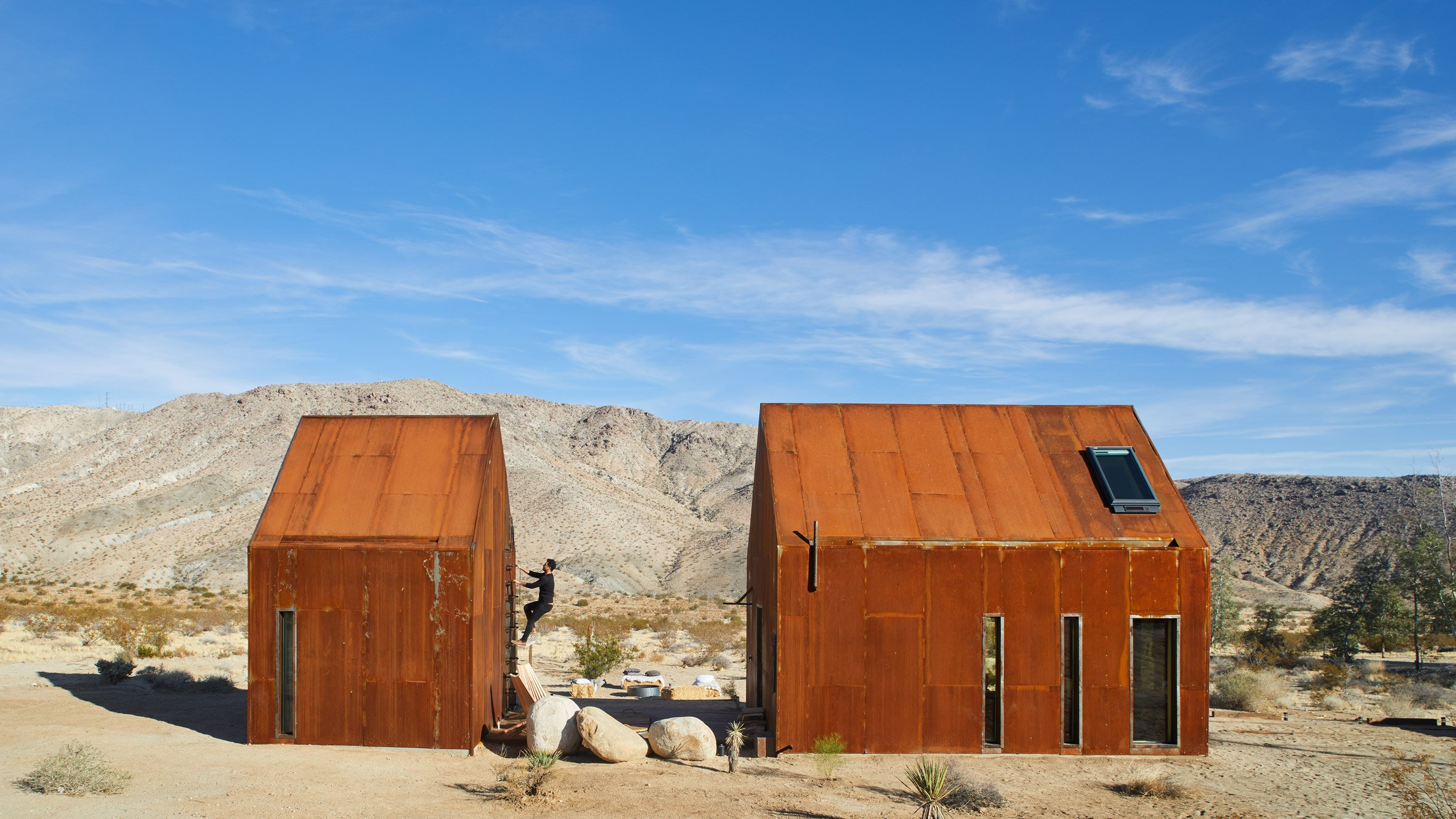Cohesion Studio S Cabins Let You Sleep Beneath The Stars