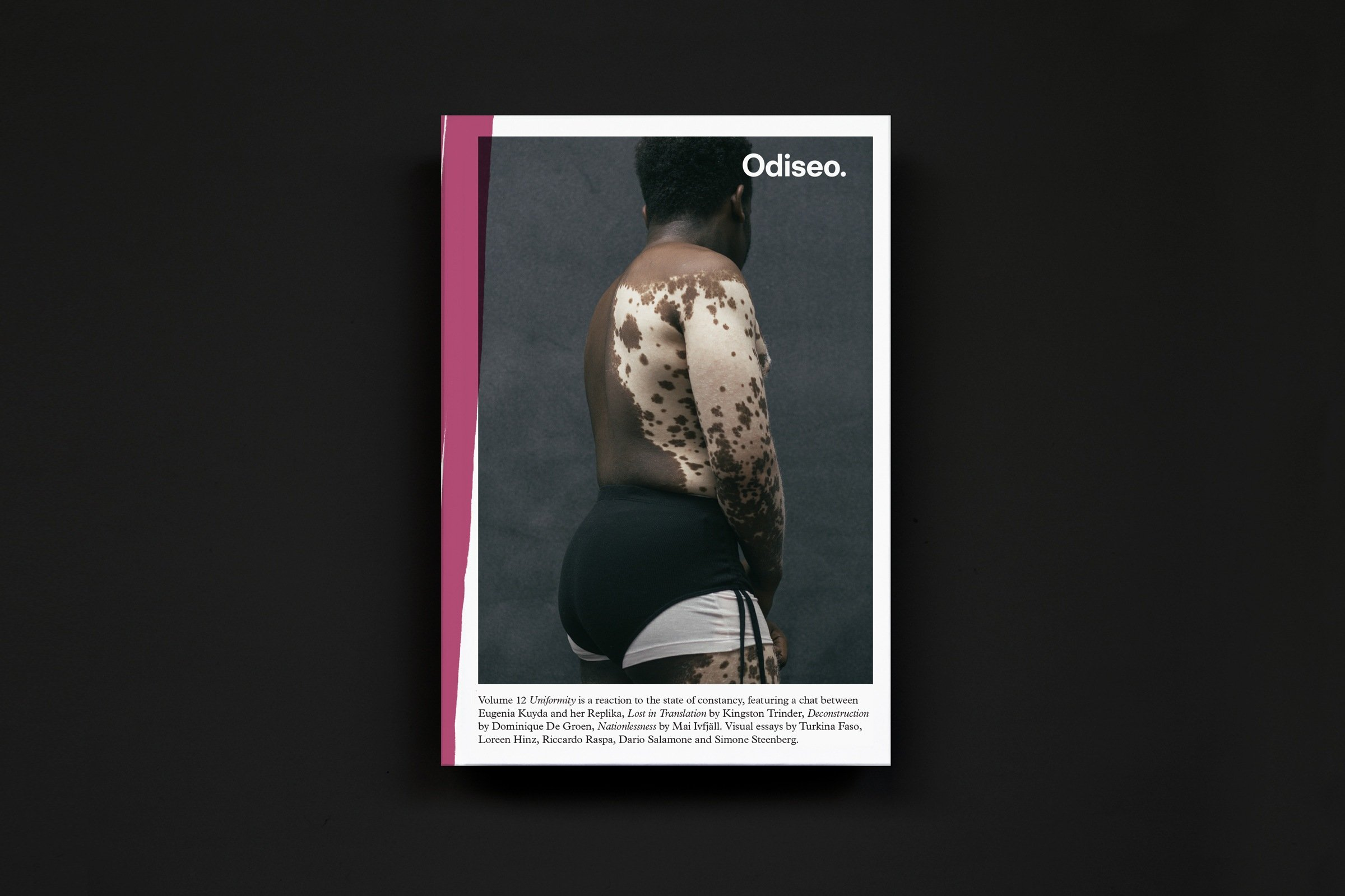 Odiseo-Vol12-Uniformity-Cover