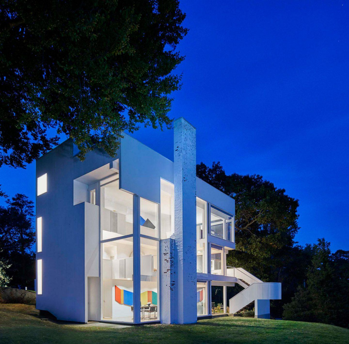 iGNANT-Architecture-Richard-Meier-Smith-House-011