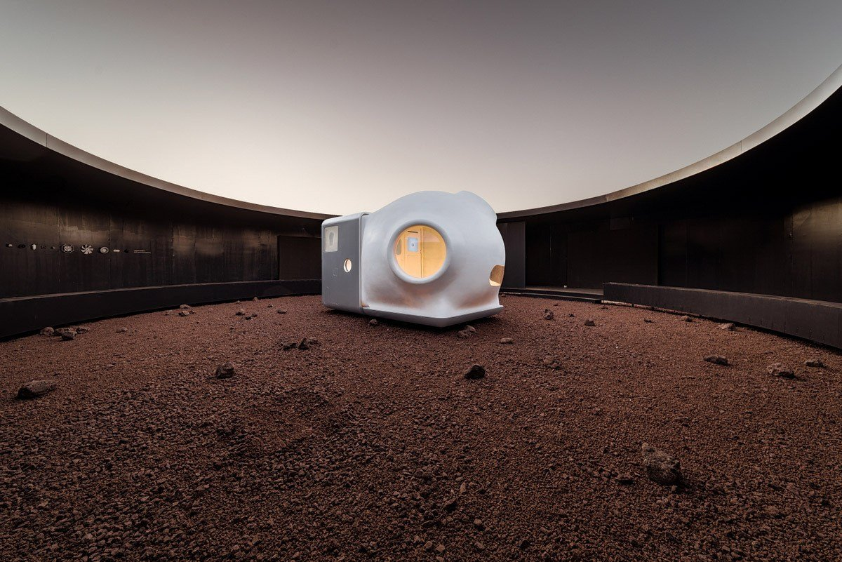 Possible Futures: Life On Mars With Open...