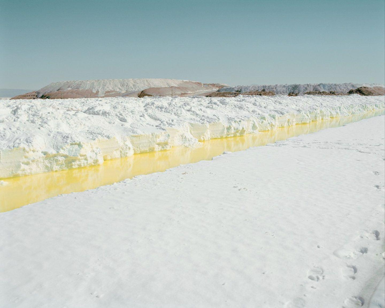 Catherine Hyland Photographs Environmentally Contentious Lithium Mines In The Atacama Desert