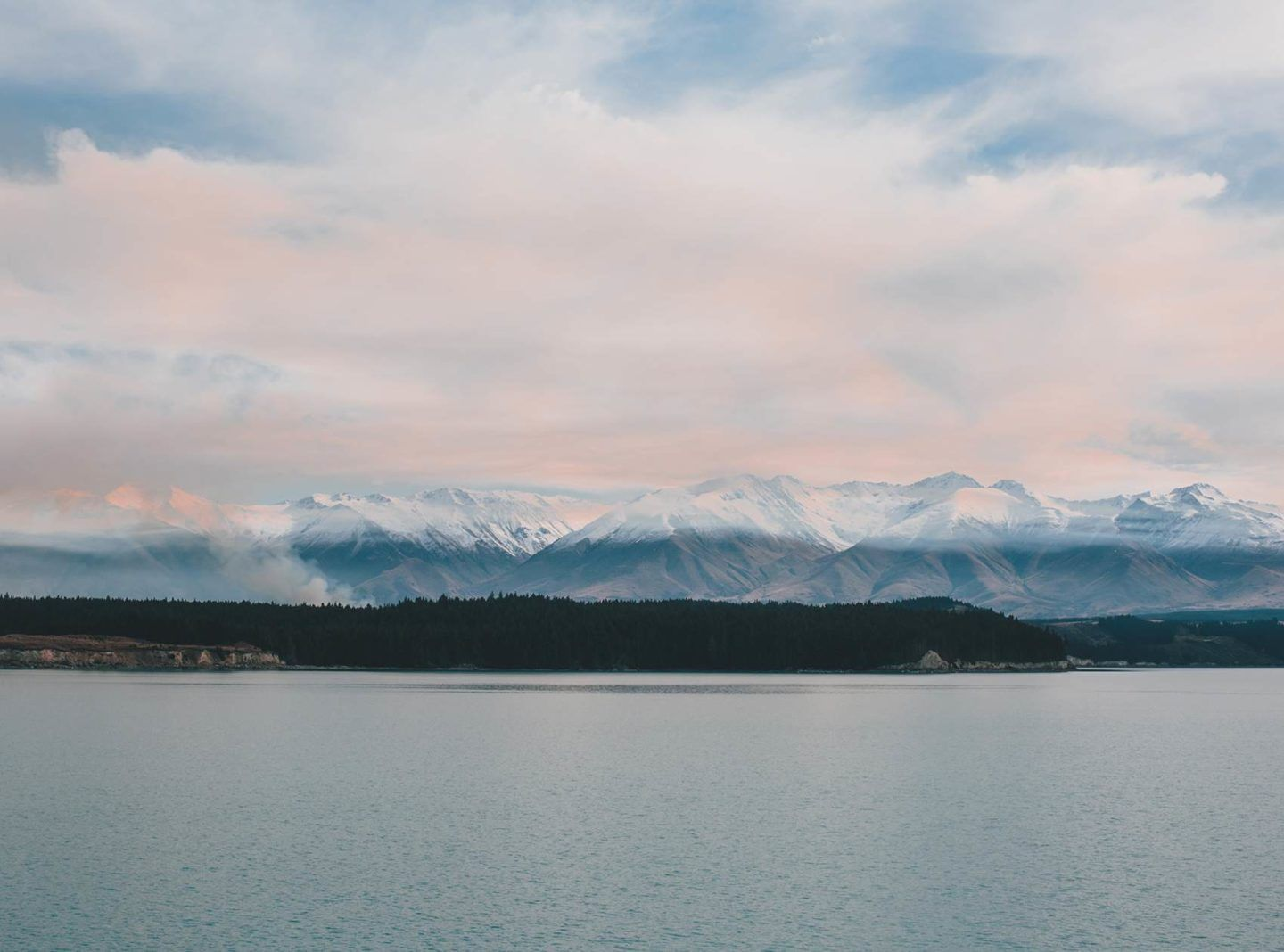 Chiara Zonca Photographs New Zealand's Other-Wordly Landscapes