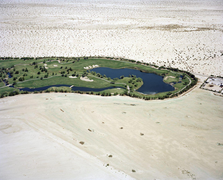 Classic Club Golf Course, Palm Desert, California, USA, 2015.