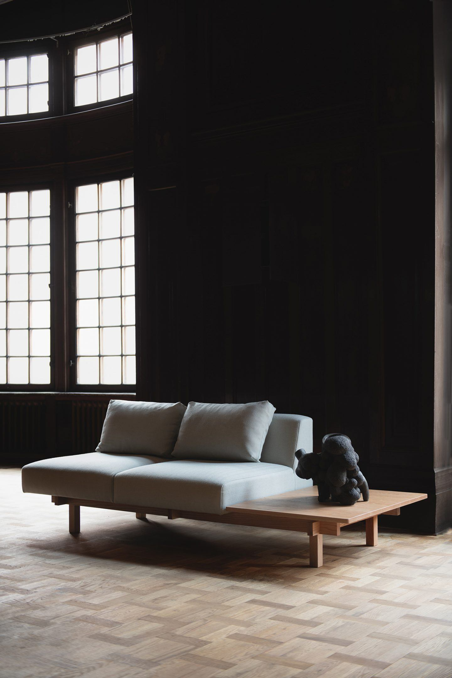 This Sofa By Keiji Ashizawa Merges Japanese Craft And Contemporary Luxury - IGNANT