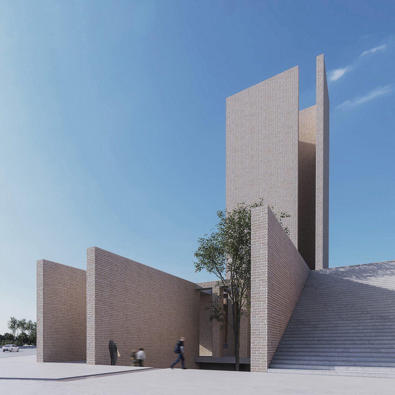 IGNANT-ADesign-Award-Competition-Ahmad-Saffar-Contemporary-Mosque-2