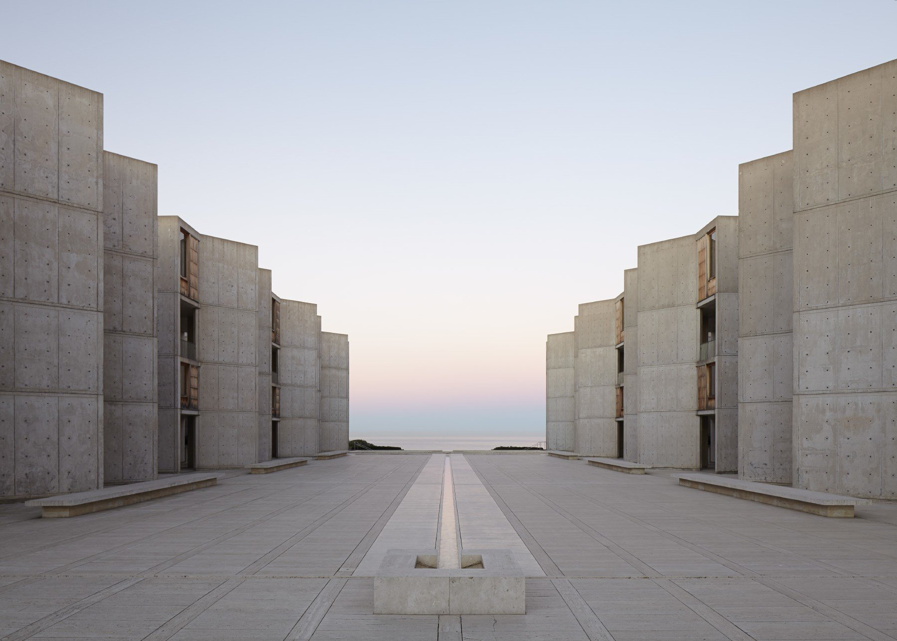 "On America's Pacific Coast, Louis Khan Designed A Transcendent Space ""Worthy Of..."