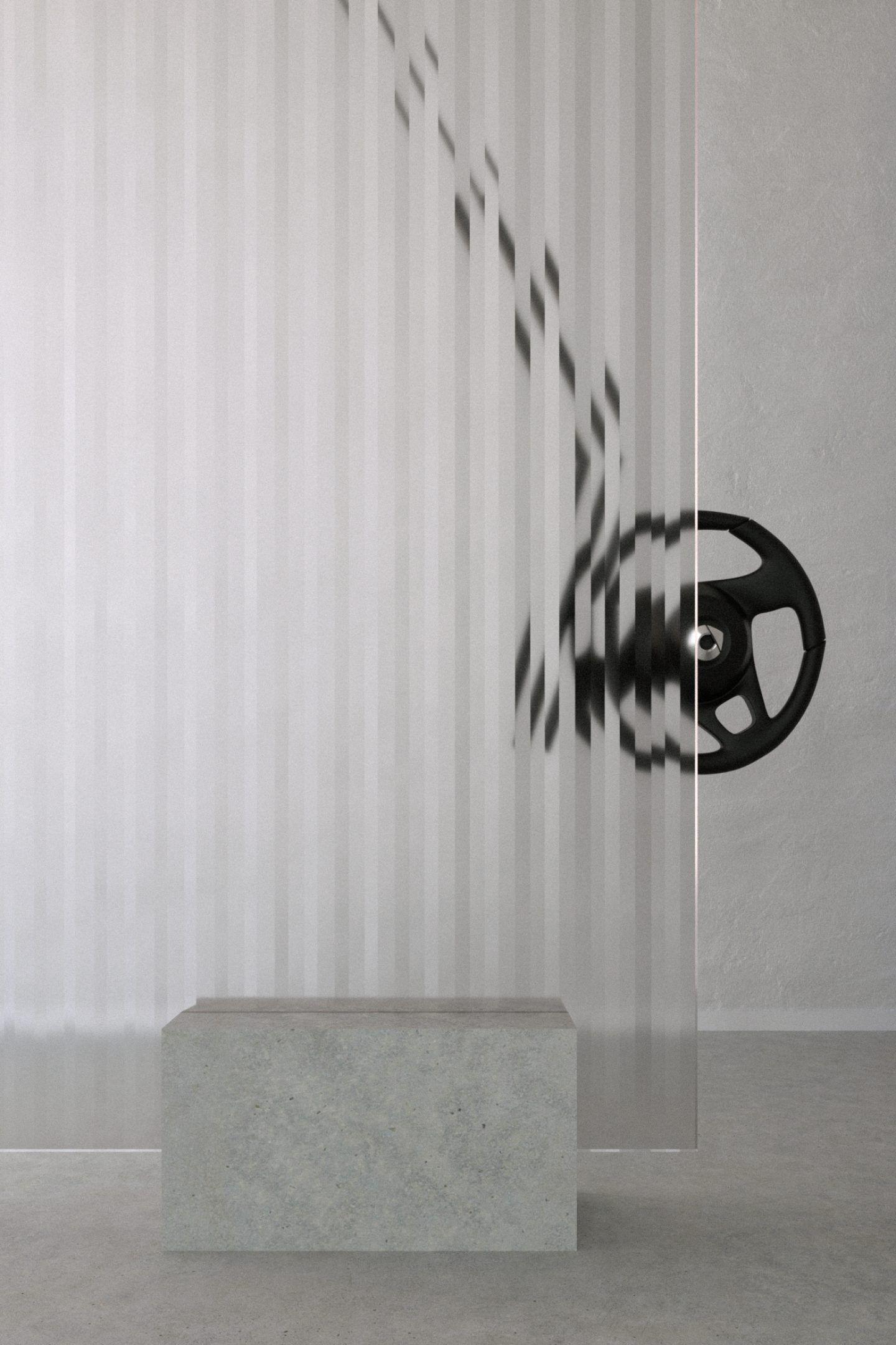Pendulum Detail