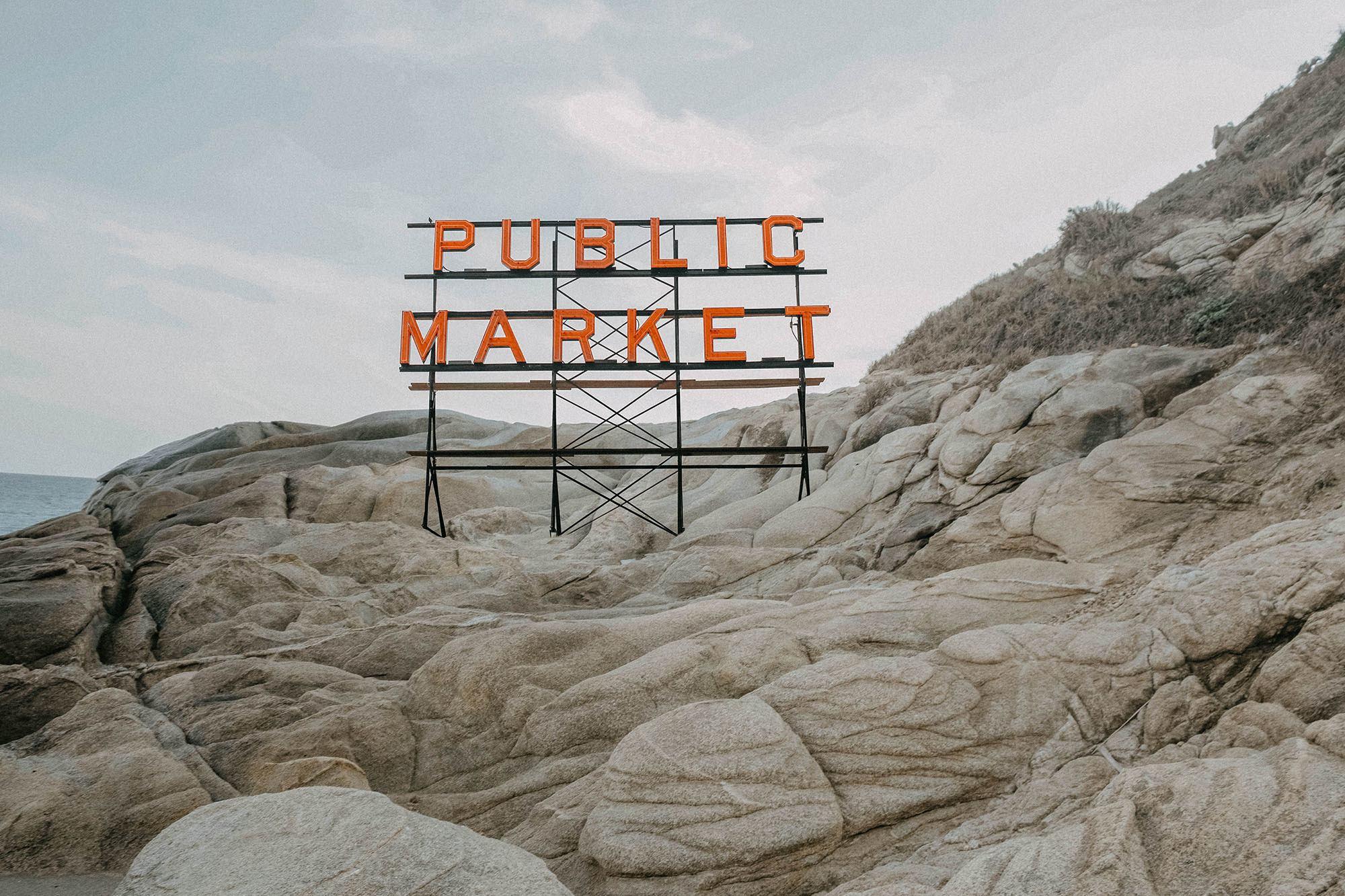 Samm Escobar's Photographs Of Puerto Escondido Warn Us Of A Future Already...