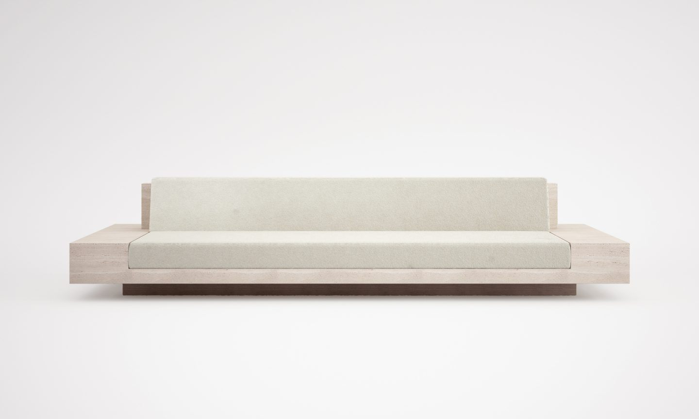 Martin Massés Gallipoli Sofa A Minimal Piece Made From