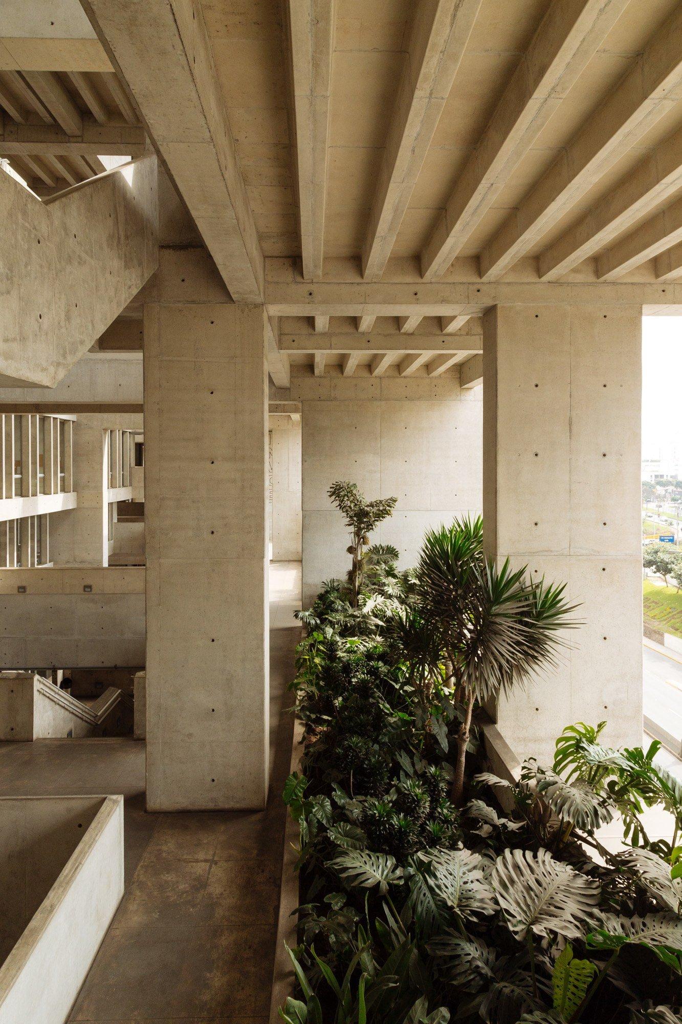 Arnau Rovira Vidal Photographs The Brutalist Architecture Of Lima's New...