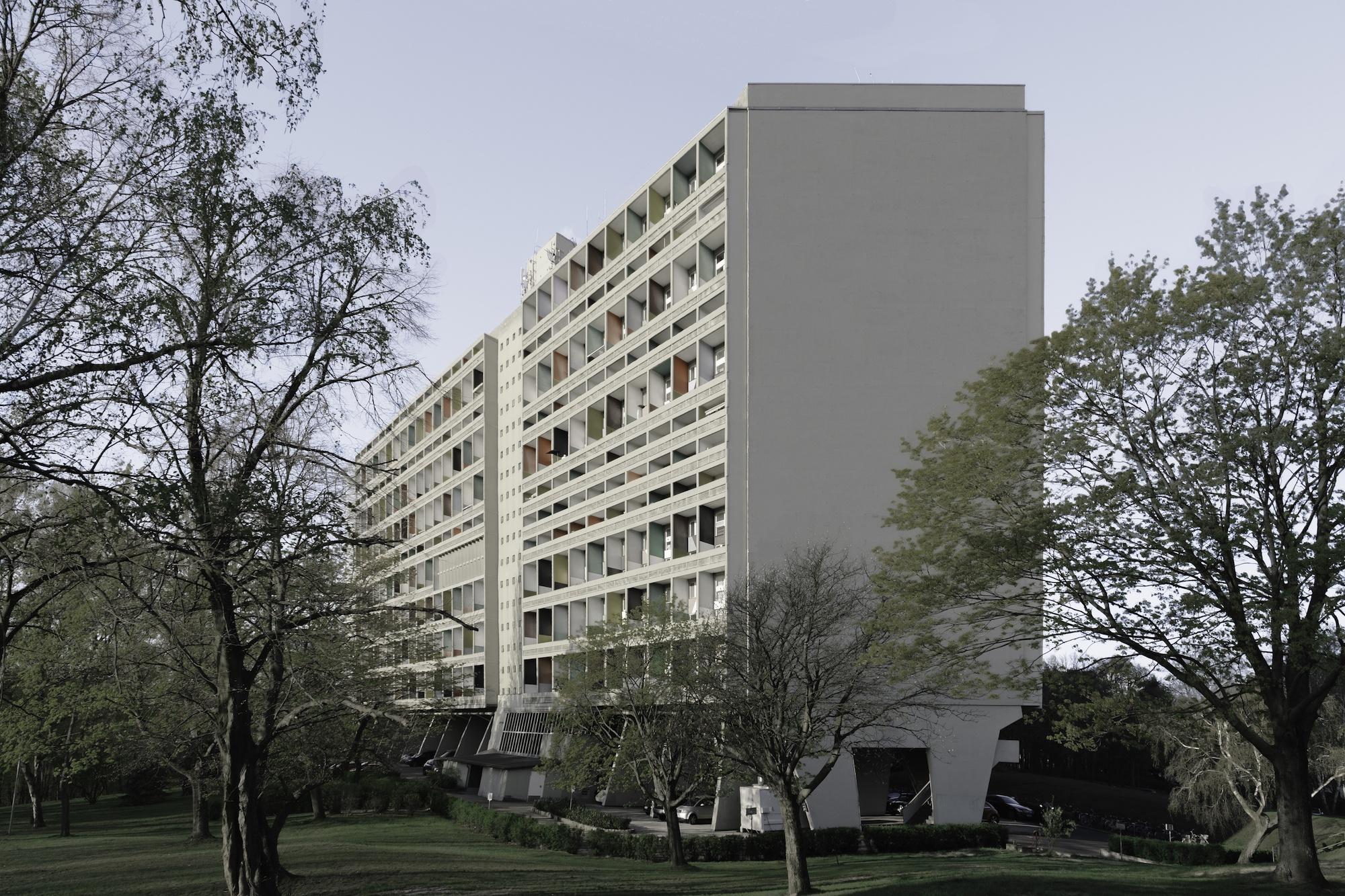 Le Corbusierhaus · Berlin,...