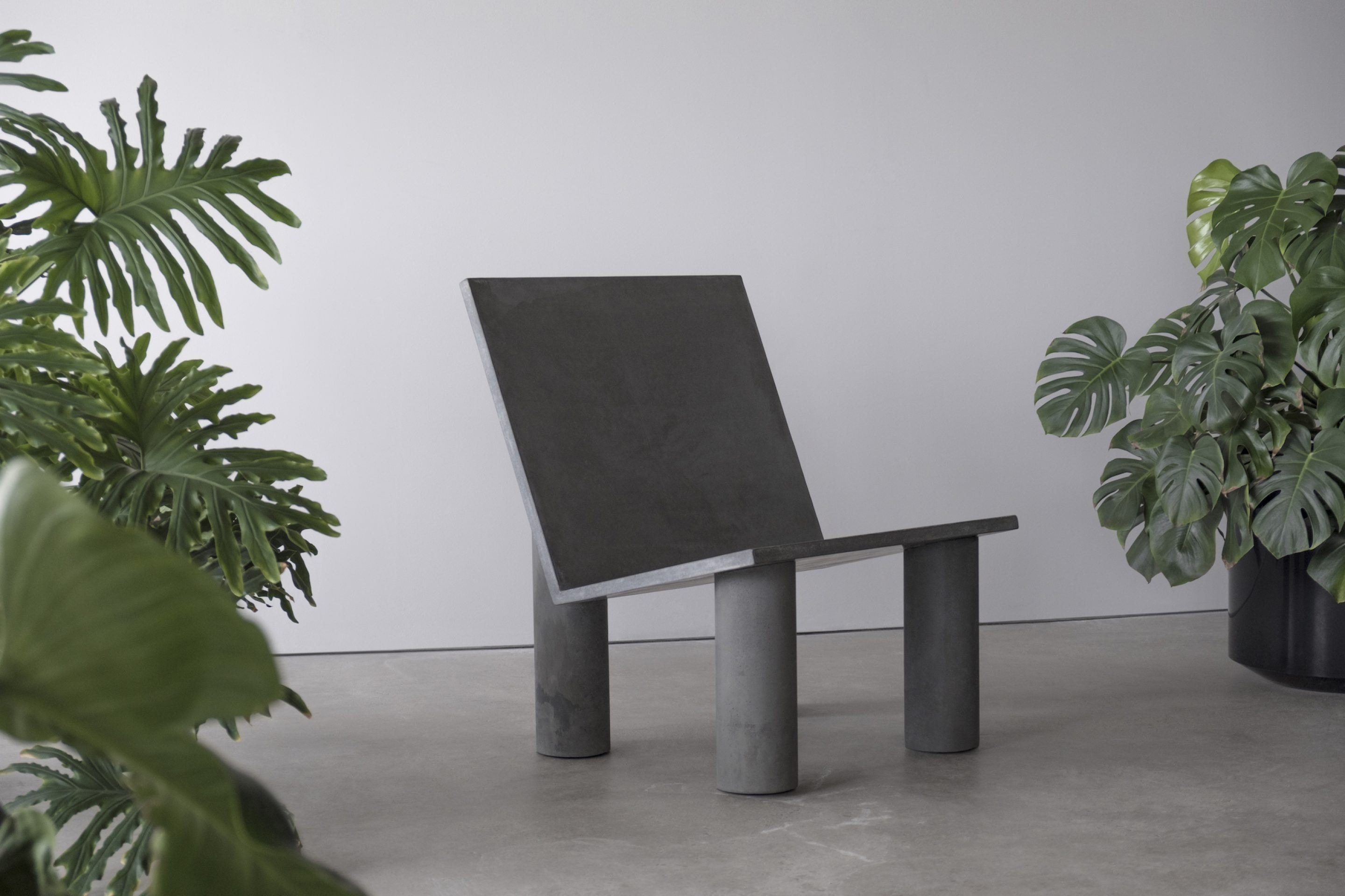 Brutalist Furniture Features In The New Chabanel II