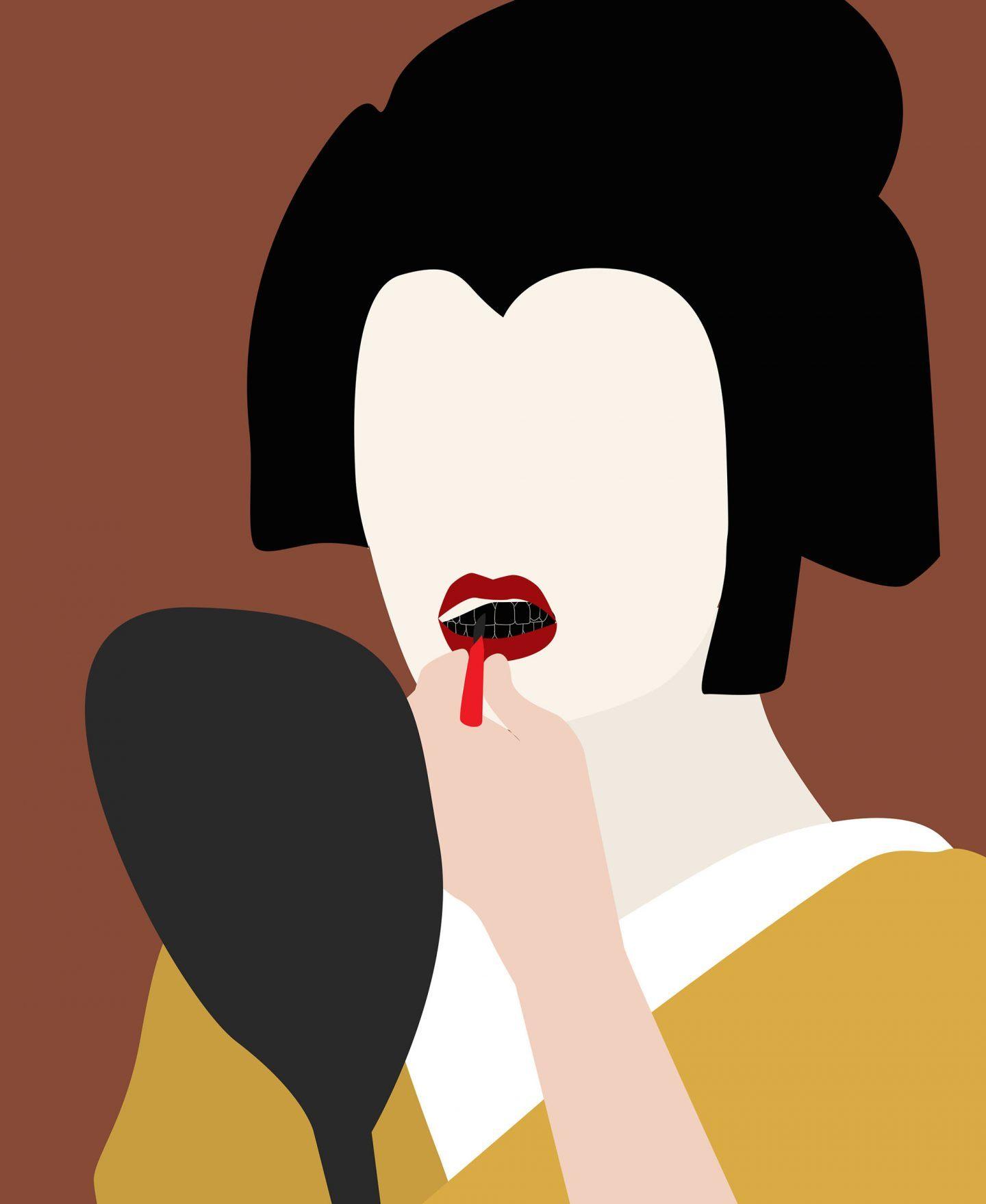 IGNANT-Illustration-Beauty-Rituals-Kathy-Kim-6