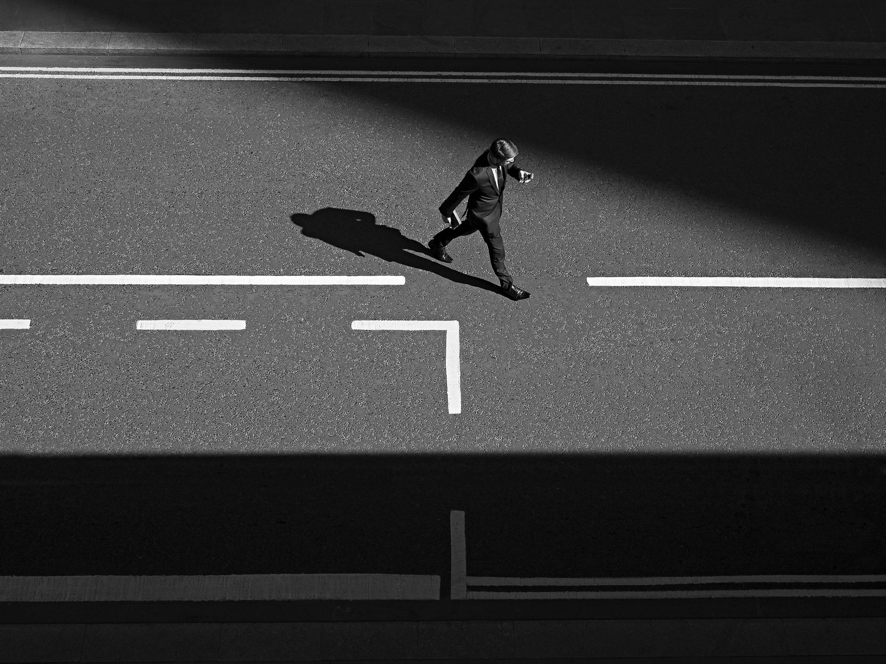 Rupert Vandervell Photographs The Streets Of London With Patience And...