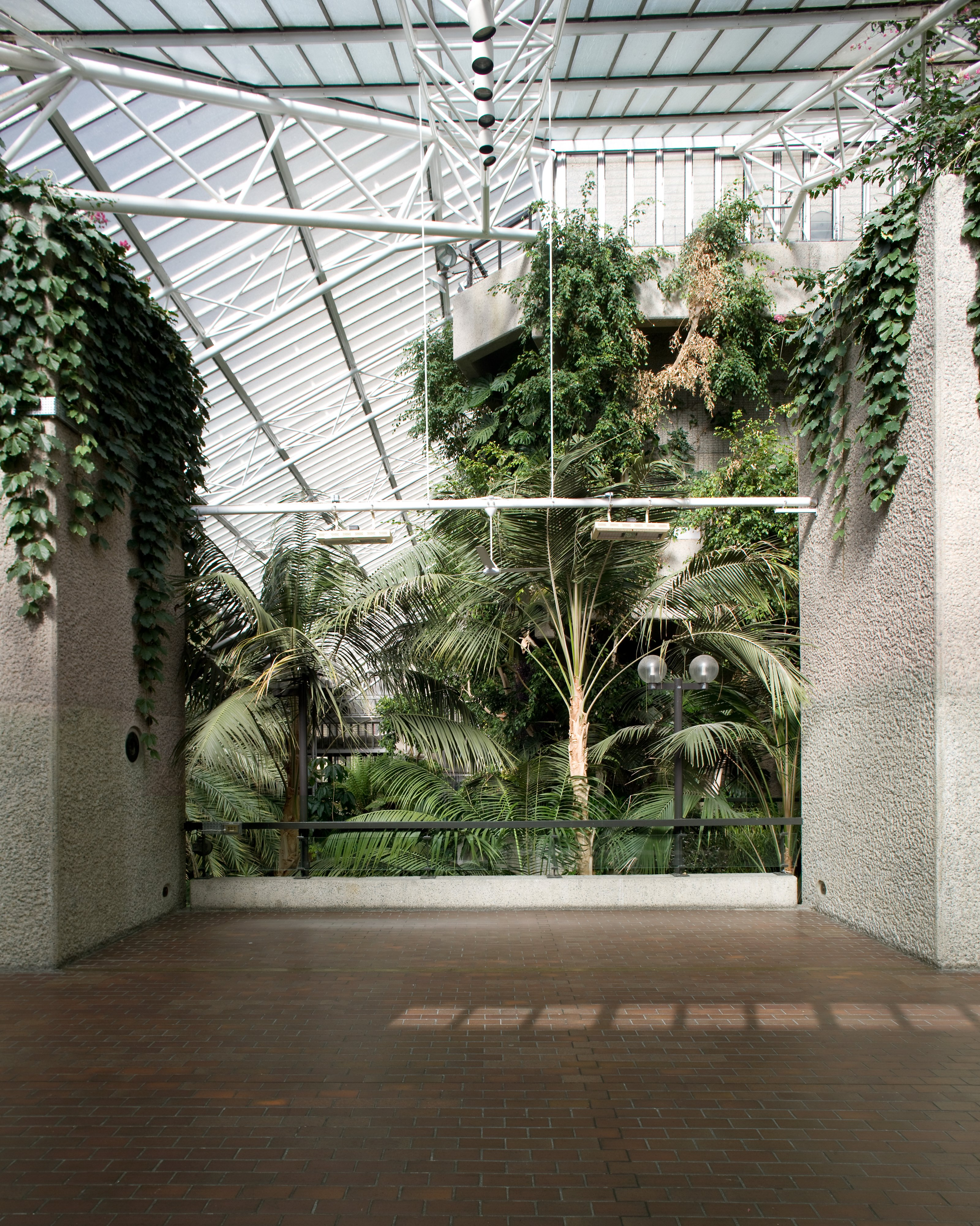 Barbican Conservatory London Uk Ignant