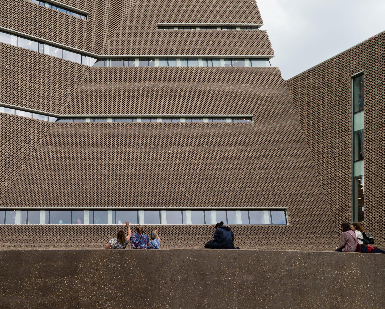 Tate Modern Switch House by Herzog & de Meuron. Copyright Jim Stephenson 2016