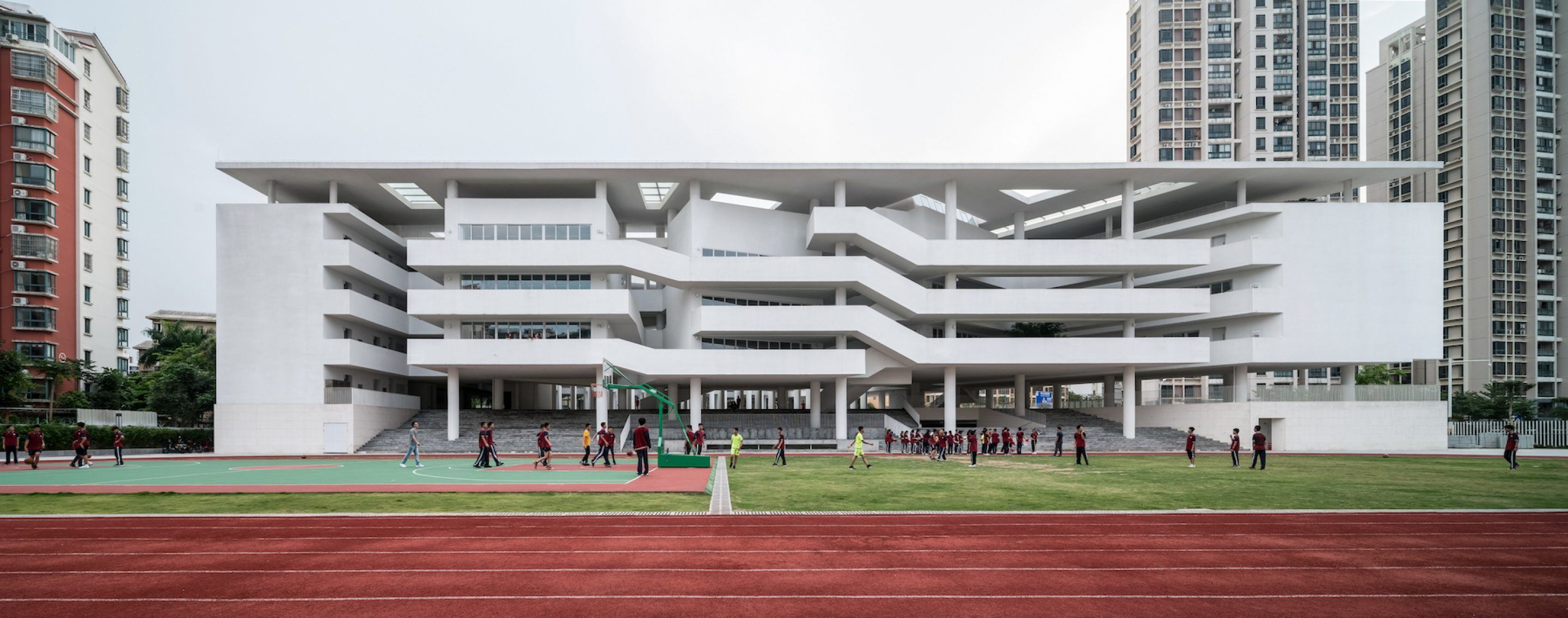 IGNANT-ARCHITECTURE-TRACE-ARCHITECTURE-OFFICE-HUANDAO-MIDDLE-SCHOOL-4
