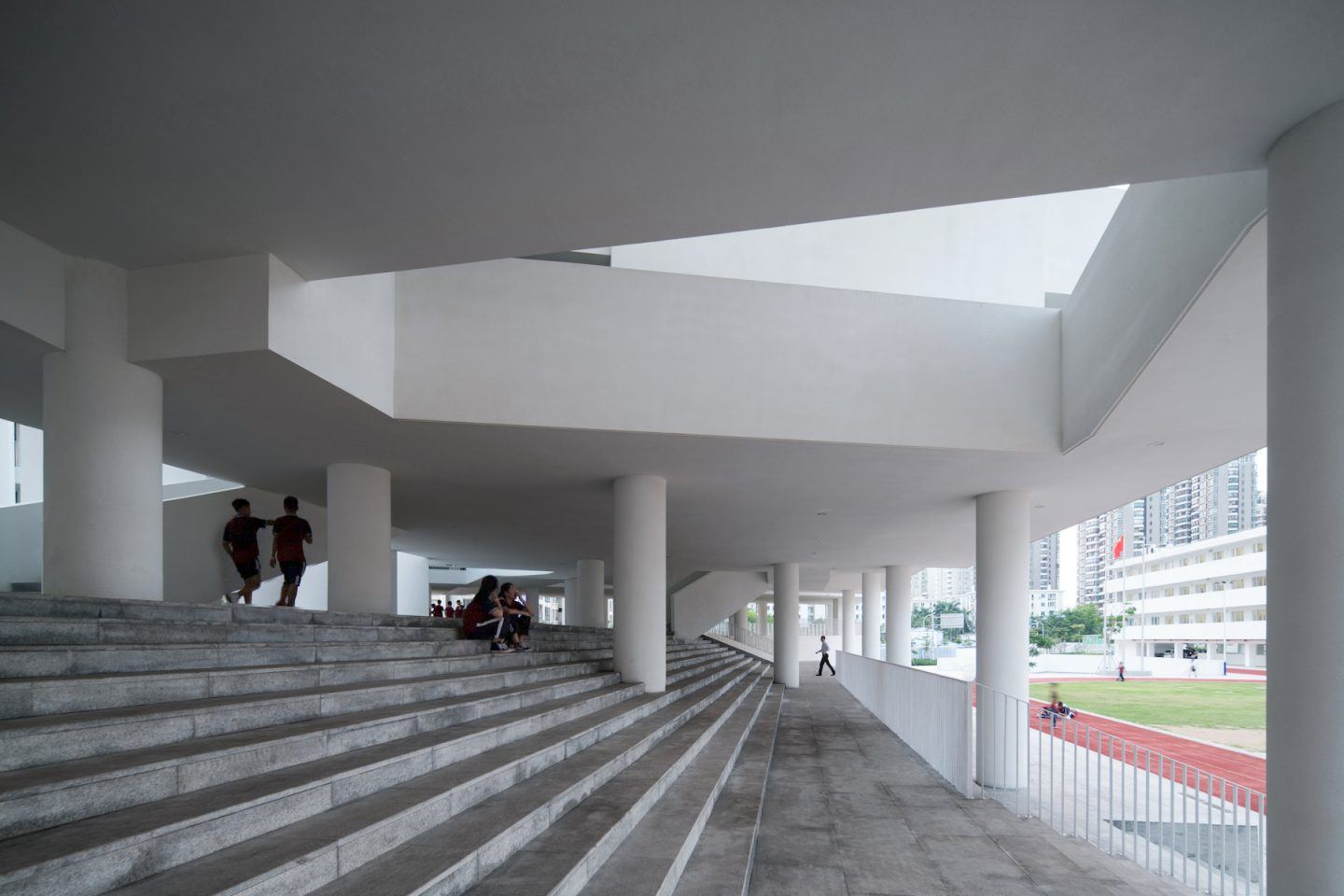 IGNANT-ARCHITECTURE-TRACE-ARCHITECTURE-OFFICE-HUANDAO-MIDDLE-SCHOOL-5