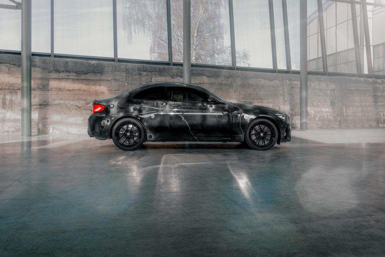 BMW M x Futura 2000