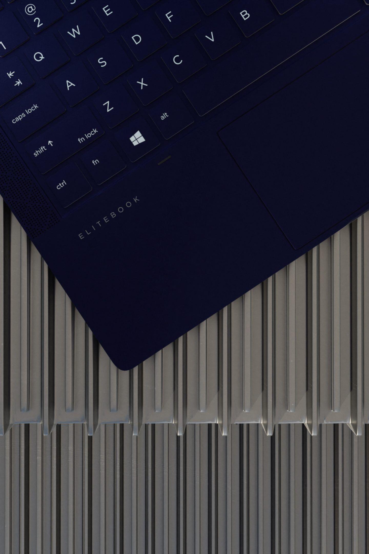Laptop-TopDown